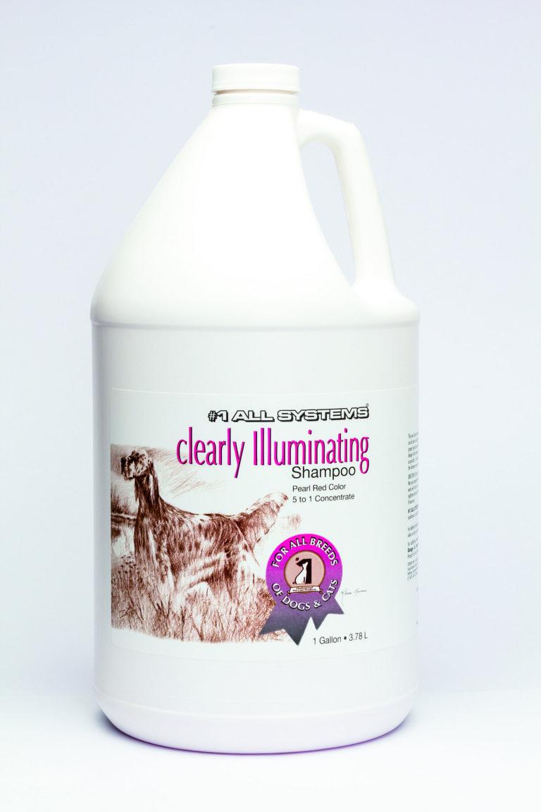 Clearly Illuminating Shampoo   #1 All Systems